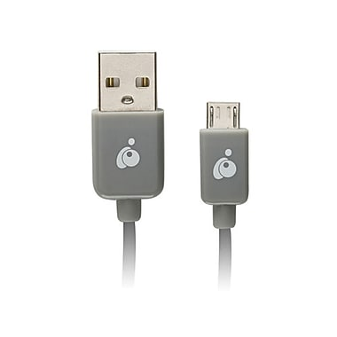 IOGear Charge and Sync Cable USB to Micro-USB Cable, 6.5 ft (GUMU02)
