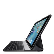 Belkin QODE Ultimate Lite Keyboard Case for iPad Pro 9.7-inch and iPad Air 2, Black