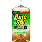 Pine-Sol Squirt and Mop Floor Cleaner, Original, 32 Ounces (97348)