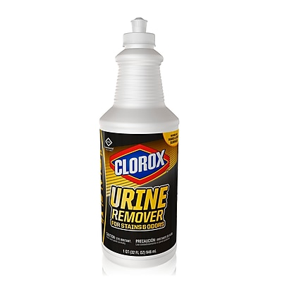 Clorox Urine Remover for Stains and Odors, Pull Top, 32 Ounces (31415)