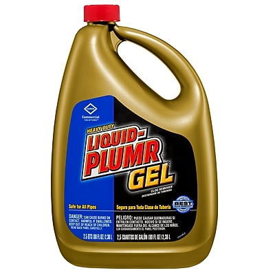 Liquid-Plumr Heavy Duty Clog Remover, 80 Ounces (35286)