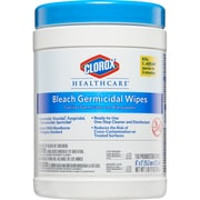 Clorox® Germicidal Wipes, 150 Wipes/Canister