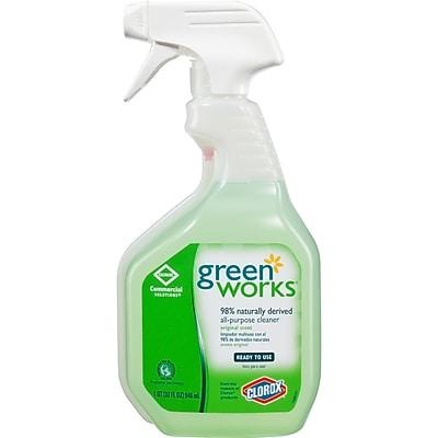 Clorox® Green Works® All-Purpose Cleaner, Original Scent, 32 oz.