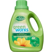 Green Works Laundry Detergent, Original Fresh, 90 Ounces (30319)