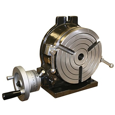 Shoba® Horizontal/Vertical Rotary Table, 8