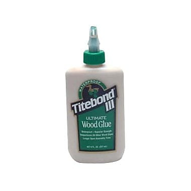 Titebond® III Ultimate Wood Glue, 8 oz., Tan (1413)