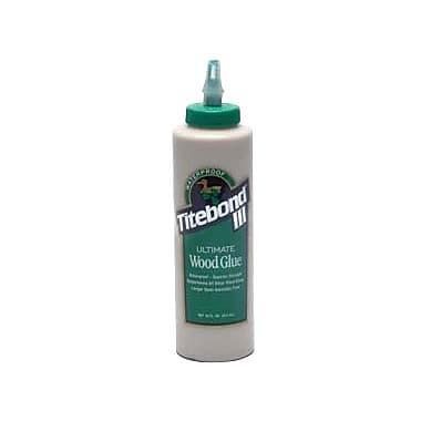 Titebond® III Ultimate Wood Glue, 16 oz., Tan (1414)