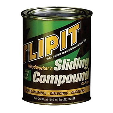 SLIPIT® Sil-Free Sliding Compound, 1 qt (32447)