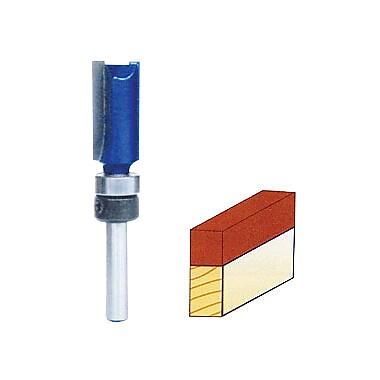 Craftex Blue Tornado™ Flush Trim Router Bit, 1/2