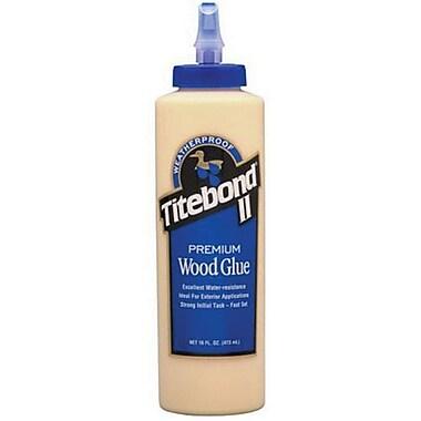 Titebond® II Premium Wood Glue, 16 oz., Honey Cream (5004)