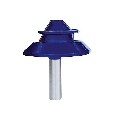 Craftex Blue Tornado™ Lock Miter Router Bit, 2