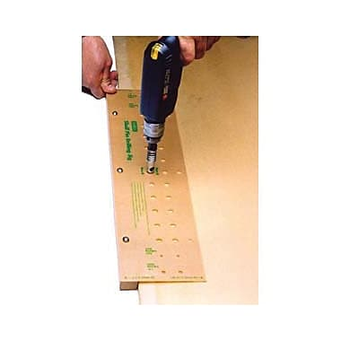 Busy Bee Tools Shelf-Pin Drill Jig, 18
