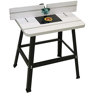 Craftex Router Table with Stand/Fence, 32