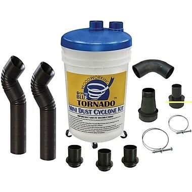 Craftex Blue Tornado™ Mini Dust Cyclone Kit (B3069)