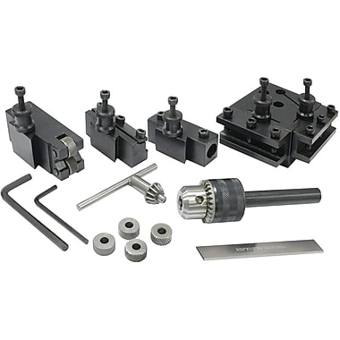 Shoba® Quick Change Tool Post Set with 5 Holder (B3151)
