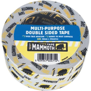 Miterbond™ Powerful Grip Double-Sided Tape, 25 mm x 2.5 m (B3170)