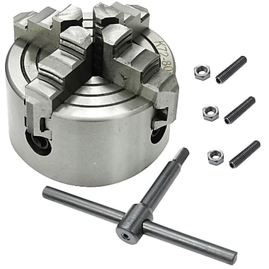 Busy Bee Tools 4 Jaw Chuck for CX704 Lathe, 3