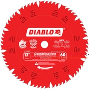 "Diablo® Ripping and Crosscutting Combination Saw Blade, 12"" x 60T (D1260X)"