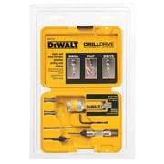 """DeWalt® 8 Piece Drill Drive Set, 5/16"""" (DW2730)"""