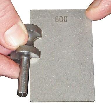 Trend® Fine/Coarse Credit Card Double-Sided Diamond Stone, 84 mm x 50 mm x 1.8 mm (DWS/CC/FC)