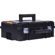 DeWalt® TSTAK® II Flat Top Toolbox, Black (DWST17807)