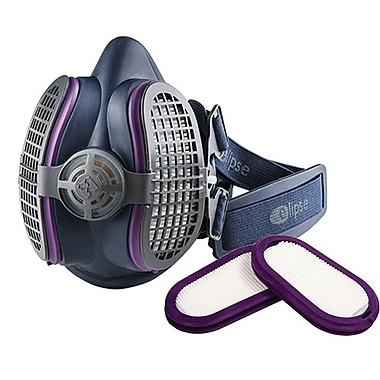 GVS Elipse P100 High Efficiency Half Mask Respirator, Medium/Large (SPR457)