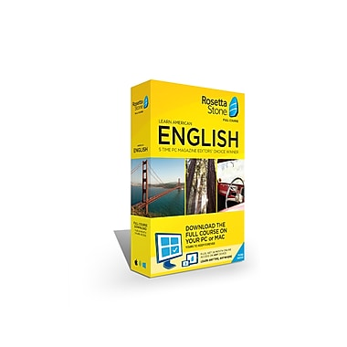 Rosetta Stone 24-Month English with Download