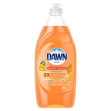 Dawn® Ultra dishwashing Liquid, Orange, 532 ml
