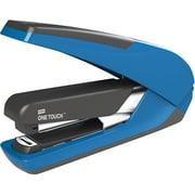 Staples® - Agrafeuse de bureau One-Touch™ Plus à plat, pleine cartouche, capacité de 30 feuilles, couleurs variées