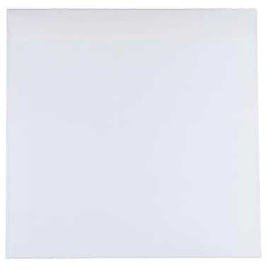 JAM Paper® 10.5 x 10.5 Square Envelopes, White, 50/Pack (3992320I)