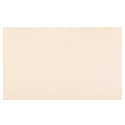 JAM Paper® A10 Invitation Envelopes, 6 x 9.5, Parchment Natural Recycled, 250/box (47876H)