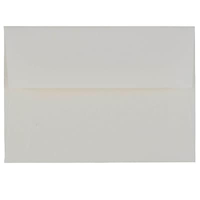 JAM Paper® 4bar A1 Envelopes, 3 5/8 x 5 1/8, Strathmore Bright White Wove, 250/box (900928601H)