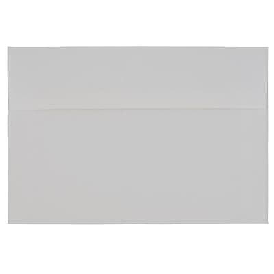 JAM Paper® A9 Invitation Envelopes, 5.75 x 8.75 Strathmore Bright White Wove, 1000/carton (31911140B)