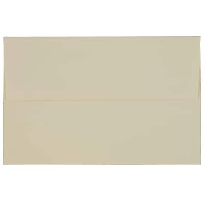 JAM Paper® A10 Invitation Envelopes, 6 x 9.5, Strathmore Natural White Wove, 1000/carton (5197144B)