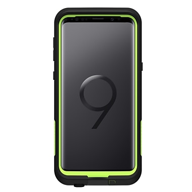 LifeProof Fre Galaxy S9, Night Lite (Black/Lime) (7757862)