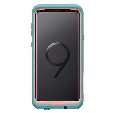LifeProof Fre Galaxy S9+, Wipeout (Coral/Blue) (7758032)