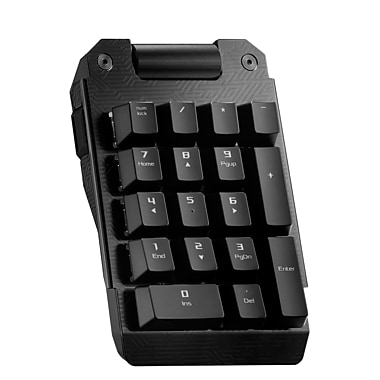 Asus ROG Claymore Bond RGB Detachable Numberpad for Claymore Core, Cherry MX Brown (211398)