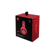 Razer Pewdiepie Razer Kraken Pro V2 Analog Gaming Headset, Neon Red, Oval