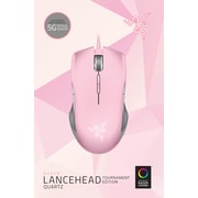 Razer Lancehead Tournament Edition Quartz Edition Ambidextrous Gaming Mouse