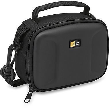 Case Logic EVA MSEC-4BLK Compact Camcorder Case, Black