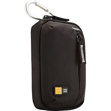 Case Logic 3201466 Point and Shoot Camera Case, Black