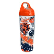 Tervis NFL Chicago Bears All Over 24 oz. Water Bottle with Lid (888633589365)