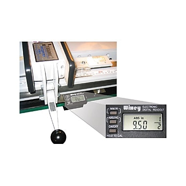 Wixey Saw Fence Digital Readout, 60