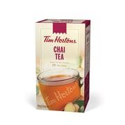Tim Hortons – Thé chaï de la gamme de thés de spécialité, paq./20
