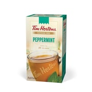 Tim Hortons Peppermint Tea Specialty, 20/Pack