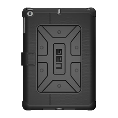 UAG- Étui Metropolis pour iPad 6e(2018)/5e génération, noir IPD17EBK/BK (PD17EBK/BK)