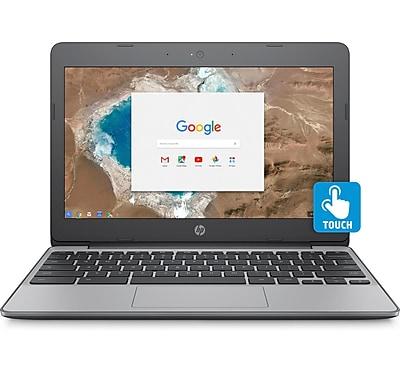 Refurbished HP Chromebook, 11-v020nr, 11.6