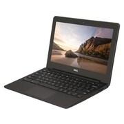 Dell Refurbished CB1C13 11.6-inch Chromebook 11, 1.4 GHz Intel Celeron, 16 GB SSD, 4 GB DDR3L, Chrome OS