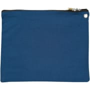 Merangue Jumbo Locking All-Purpose Pouch,Blue, 12/Pack (BP945B-BLUE)