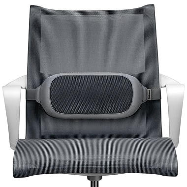 Fellowes I-Spire Series Lumbar Cushion, Grey (9311603)